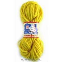 geel  Soedanwol  van Scheepjeswol