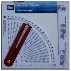 Prym breicalculator