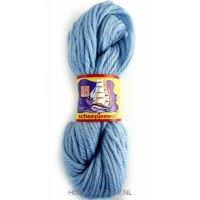 Blauw  Soedanwol  van Scheepjeswol