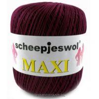 bordeau Maxi van Scheepjes, dun katoen