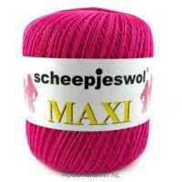 roze Maxi van Scheepjes, dun katoen