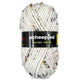 Home Spun, gemeleerd breiwol van Scheepjeswol