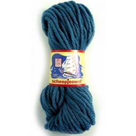 Grijsblauw  Soedanwol  van Scheepjeswol