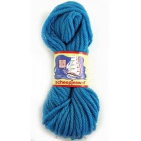 Soedan Streng blauw-azuur 1400 - Scheepjeswol